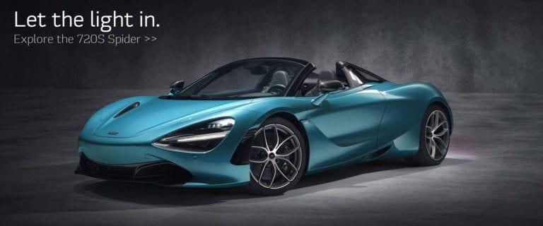 mclaren-car-blue