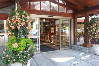 library-outside