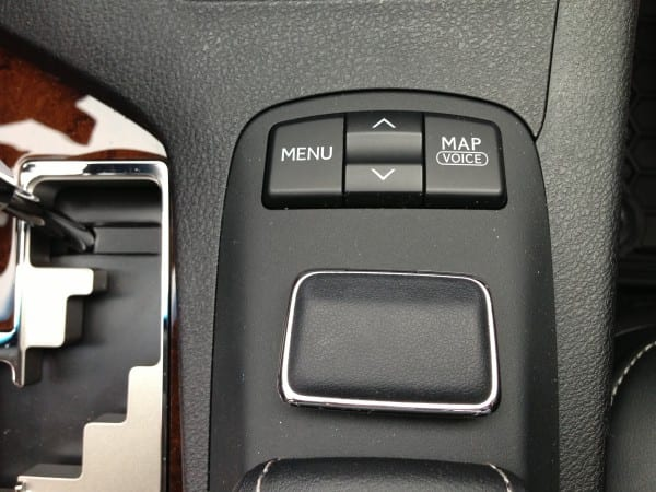 Lexus Remote Touch Interface