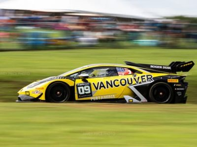 August 23-25 2019: Lamborghini Super Trofeo: Virginia International Raceway. 09 Damon Ockey, Jacob Eidson, US RaceTronics, Lamborghini Vancouver, Lamborghini Huracan Super Trofeo EVO