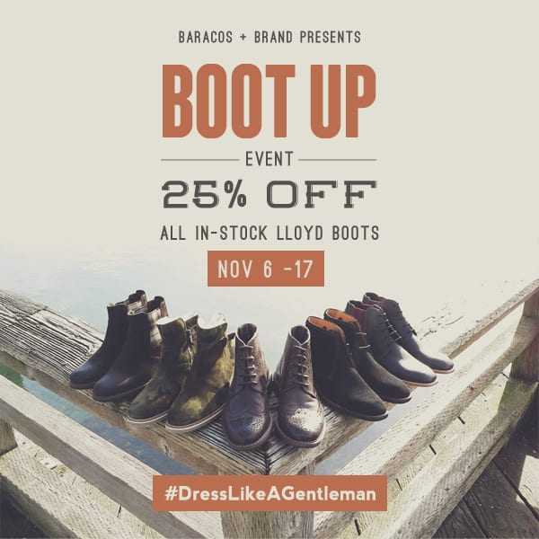 Baracos and Brand Boot Sale