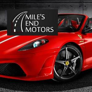 Miles End Luxury Motors Cars